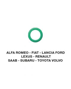 O-Ring Alfa-Fiat-Lancia-Ford-Lexus-Renault-Saab  6.60 x 1.50  (25 st.)
