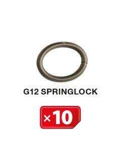 Springlock G12 (10 st.)