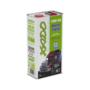 XADO semi-synthetische motorolie 10W-40 Diesel Truck