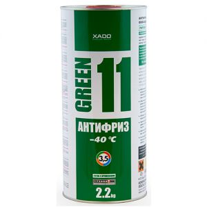 Koelvloeistof -40 G11 Groen, 2L
