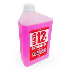 Koelvloeistof -40 G12+ Rood, 2L