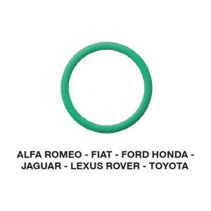 O-Ring Alfa-Fiat-Ford-Honda-etc. 16.55 x 1.78  (5 st.)