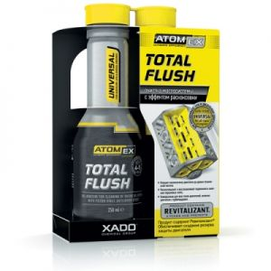 ATOMEX Total Flush (Totale Motoroliesysteem Reiniger)