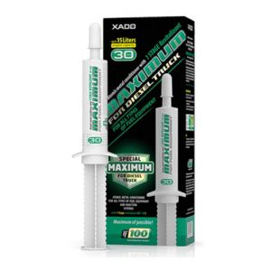 XADO Maximum voor Diesel Trucks Brandstofsysteem