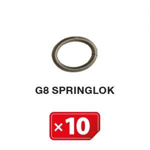 Springlock G8 (10 st.)
