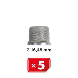 Airco Compressor Inlaatfilterzeef Ø 16.48 mm (5 st.)