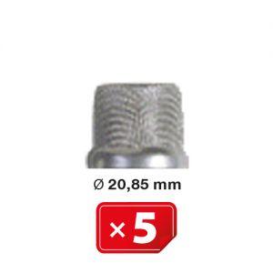 Airco Compressor Inlaatfilterzeef Ø 20.85 mm (5 st.)