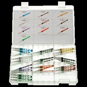 Orifice tube Set voor Auto Airco Systemen