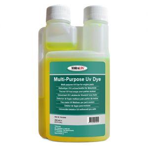 Lekdetectie UV Vloeistof Olie en Brandstof 250 ml