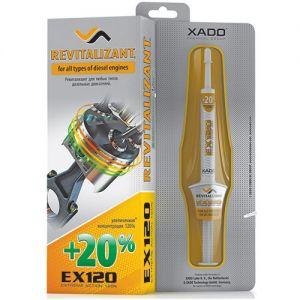 XADO Revitalizant EX-120 Diesel, Spuit 8 ml