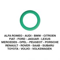 O-Ring Alfa-Audi-BMW-Citroen-Fiat-etc. 10.82 x 1.78 (25 st.)