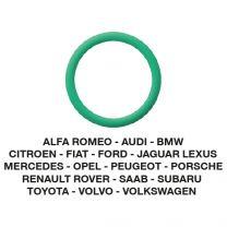 O-Ring Alfa-BMW-Opel-Saab-Volvo-etc. 15.80 x 1.90  (25 st.)