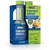 Atomex Energy Drive Benzine Octane Booster