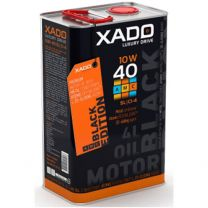 XADO LX AMC Black Edition 10W-40 SL Synthetische Motorolie 4 liter
