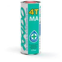 XADO Oil 10W-40 4T MA Synthetisch