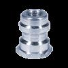 Hoge druk Retrofit Adapter met 3/8 binnendraad